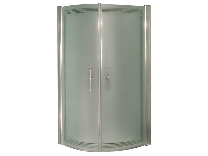 Corner shower enclosure ARCADIA - GENTRY HOME