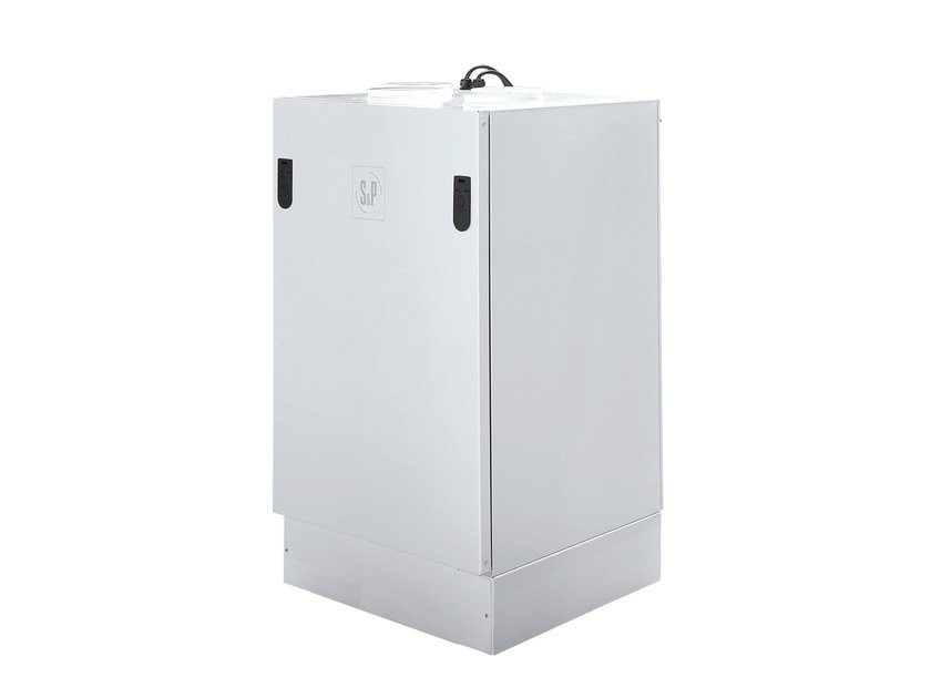 Heat recovery unit IDEO 450 by S & P Italia