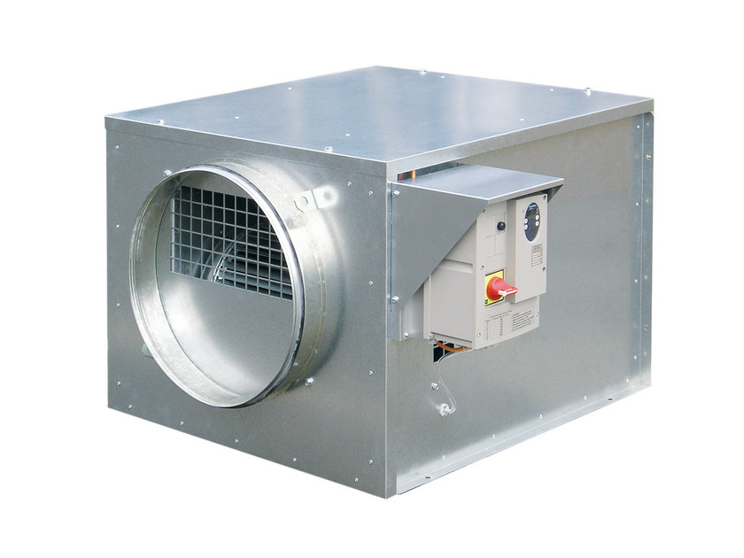 Mechanical forced ventilation system CACB ECOWATT - S & P Italia