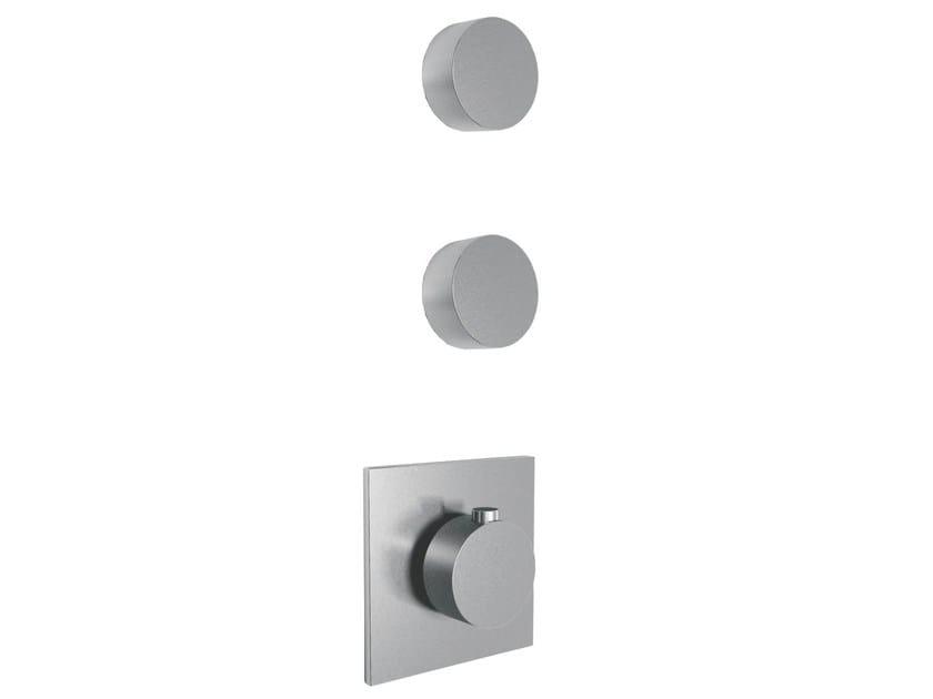 3 hole thermostatic shower/bathtub mixer AF/21 | 3 hole thermostatic shower mixer - ABOUTWATER