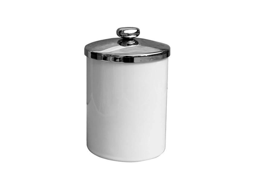 Ceramic hand towel dispenser ST. JAMES | Hand towel dispenser - GENTRY HOME