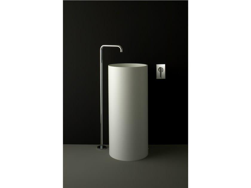 Freestanding Corian® washbasin PHC by Boffi