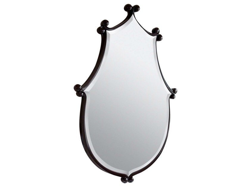 Wall-mounted bathroom mirror ADELLE - GENTRY HOME