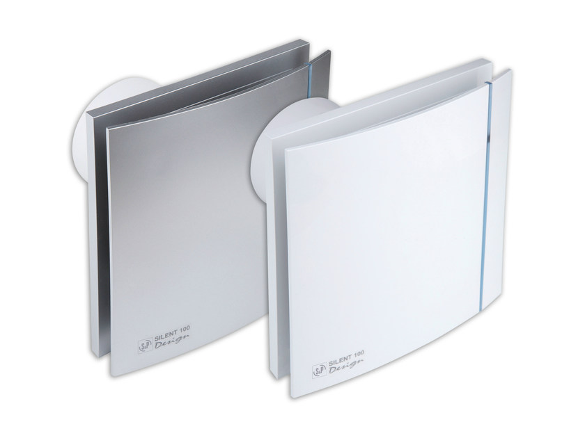 Outlet and diffuser for channelled system SILENT 100 DESIGN - S & P Italia