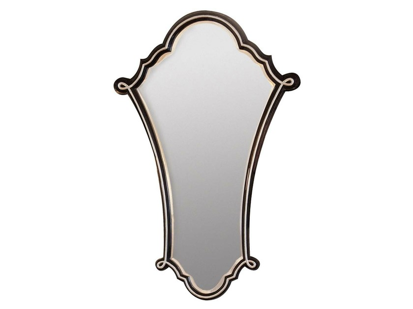 Wall-mounted framed mirror AGNES - GENTRY HOME