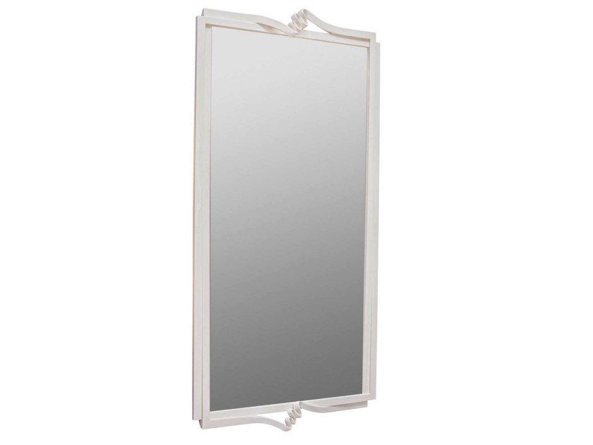 Wall-mounted framed mirror AMY - GENTRY HOME