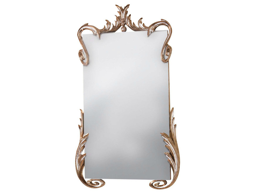 Wall-mounted framed mirror ARLENE - GENTRY HOME