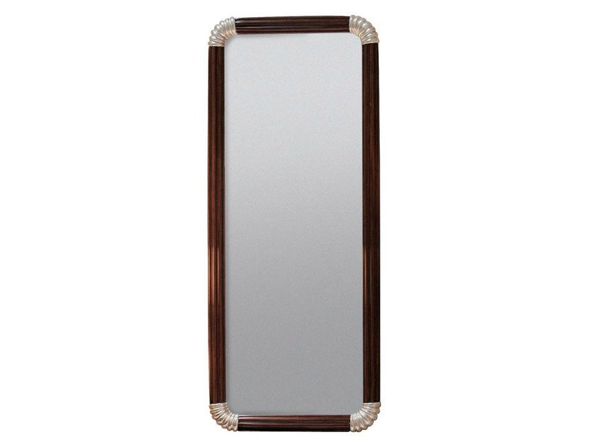 Wall-mounted framed mirror AVELINE - GENTRY HOME