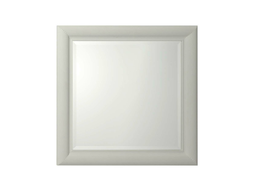 Wall-mounted framed mirror OCEAN by GENTRY HOME