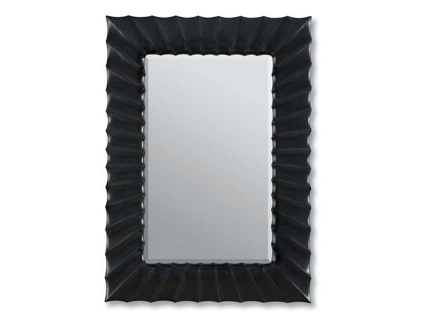 Wall-mounted framed mirror JULIA - GENTRY HOME