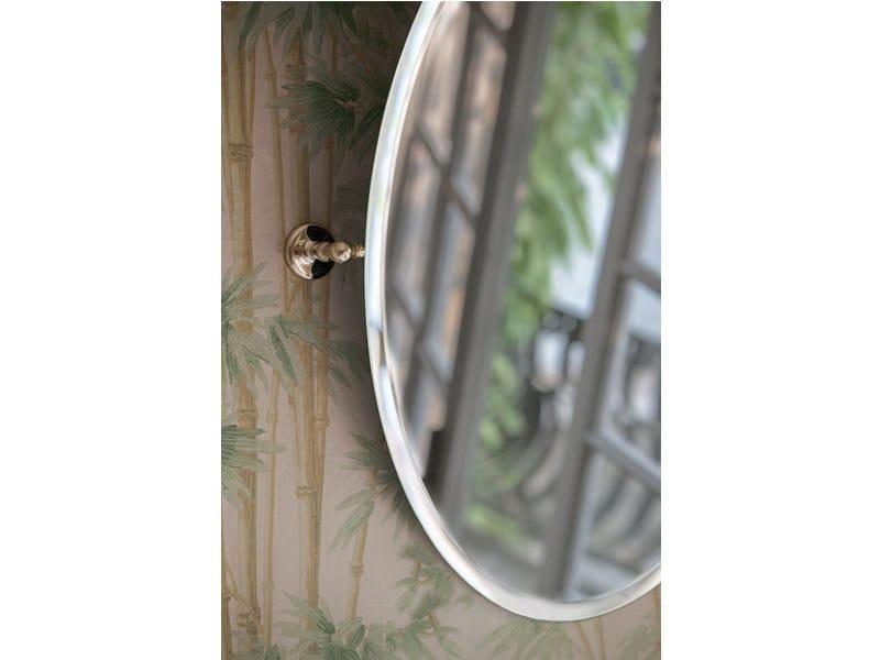 Specchio basculante ovale per bagno eve gentry home - Specchio ovale per bagno ...