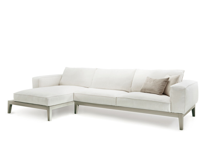 Sectional 3 seater fabric sofa CARESSE FLY | 3 seater sofa - ESTEL GROUP