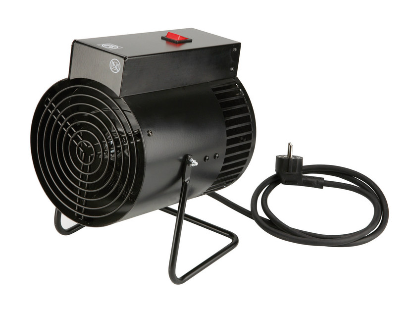Air heater FIRE FAN - S & P Italia