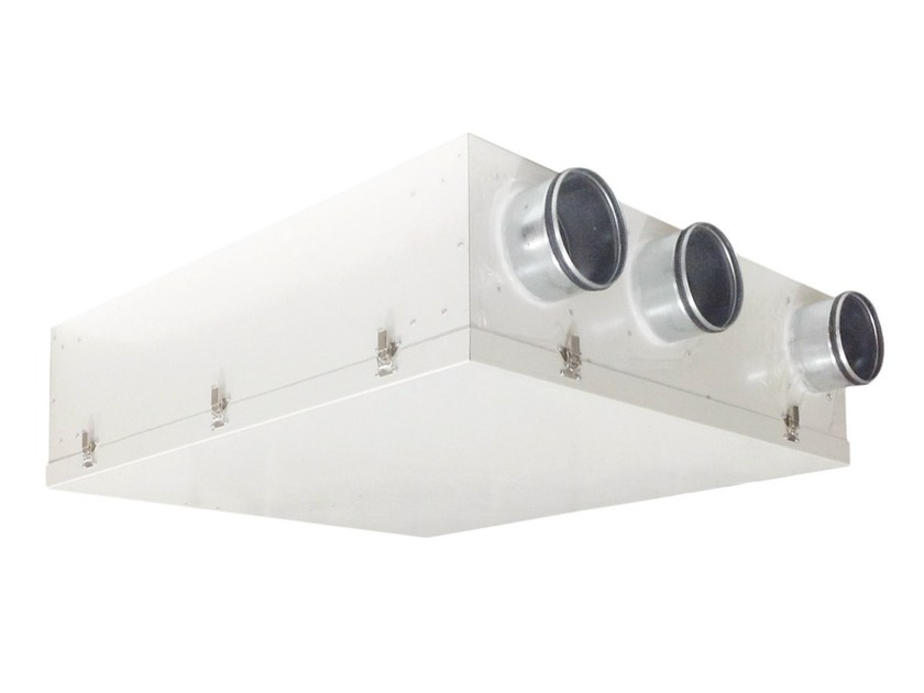 Built-in air treatment unit Deuclima VMC by Eurotherm