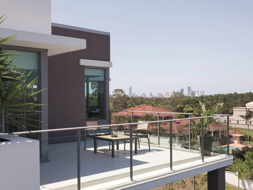 Profilo e scossalina per impermeabilizzazione in alluminio - Pavimentare terrazzo esterno ...