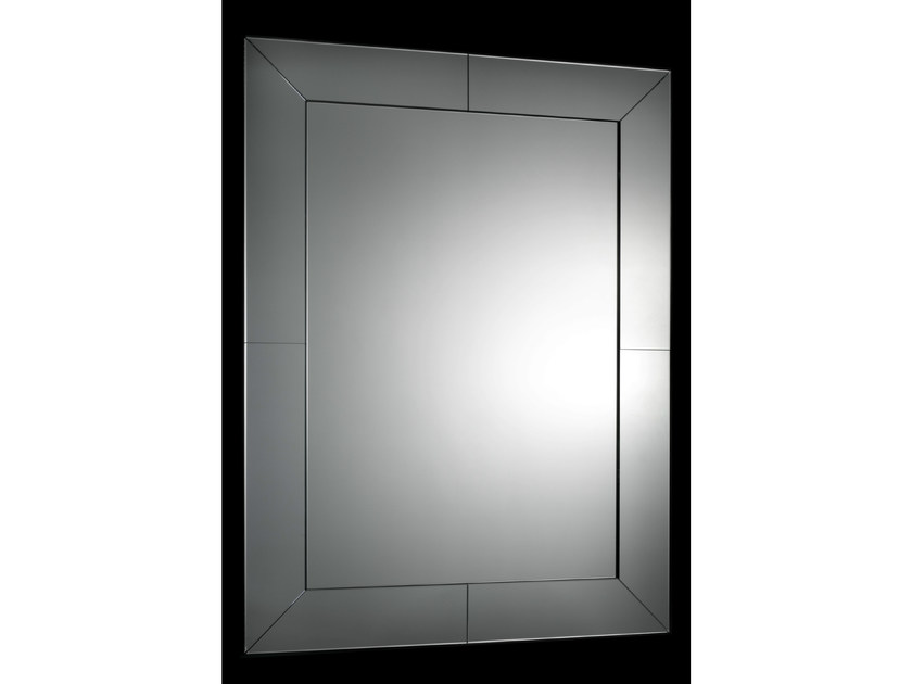 Specchio a parete con cornice per bagno veneziana boffi - Specchio bagno con cornice ...