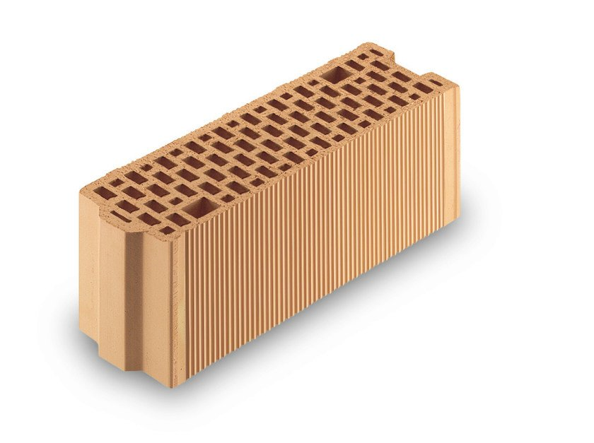 Thermal insulating clay block Porotherm BIO PLAN 15-50/19,9 - WIENERBERGER