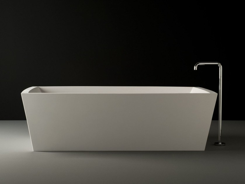 Cristalplant® bathtub GOBI | Bathtub - Boffi