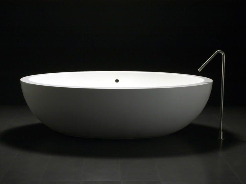 Vasca da bagno in corian i fiumi vasca da bagno boffi - Prodotti per pulire vasca da bagno ...