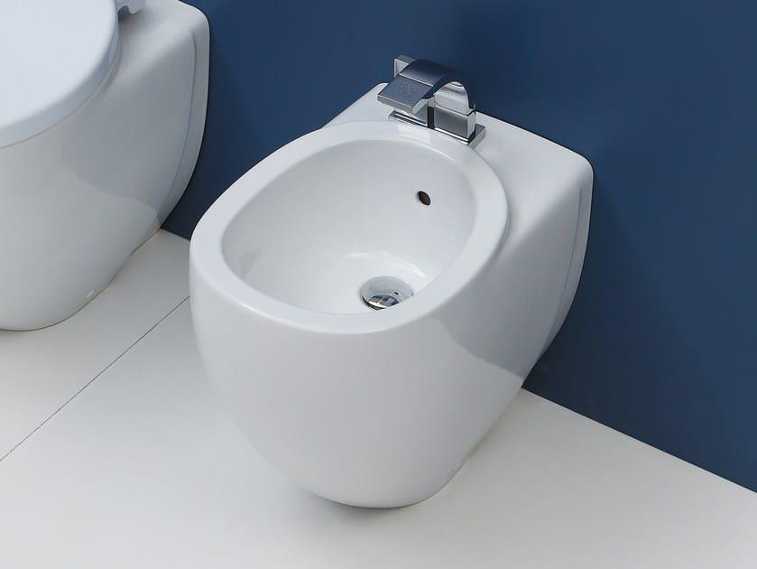 Io bidet by ceramica flaminia design triplan - Flaminia sanitari bagno ...