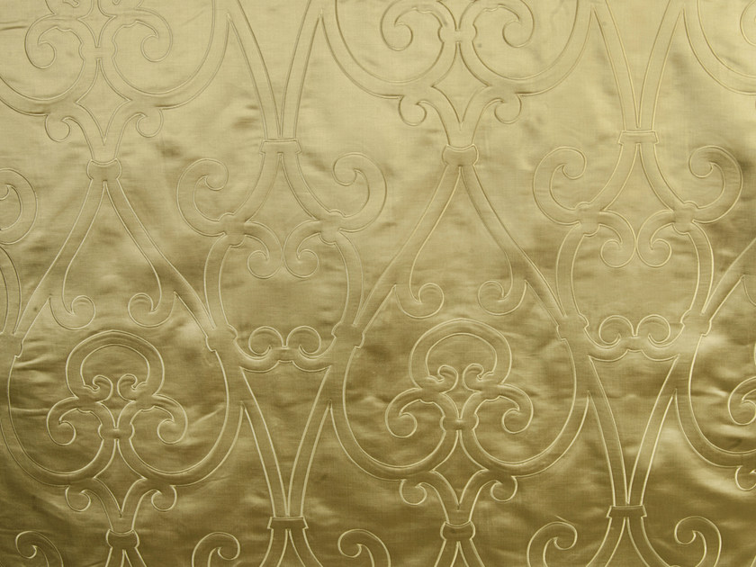 Upholstery fabric with graphic pattern SUPREME - Aldeco, Interior Fabrics