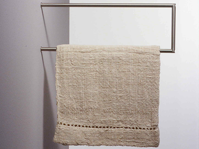 Porta asciugamani a barra in acciaio inox minimal collezione accessori by boffi design giulio - Amazon porta asciugamani bagno ...