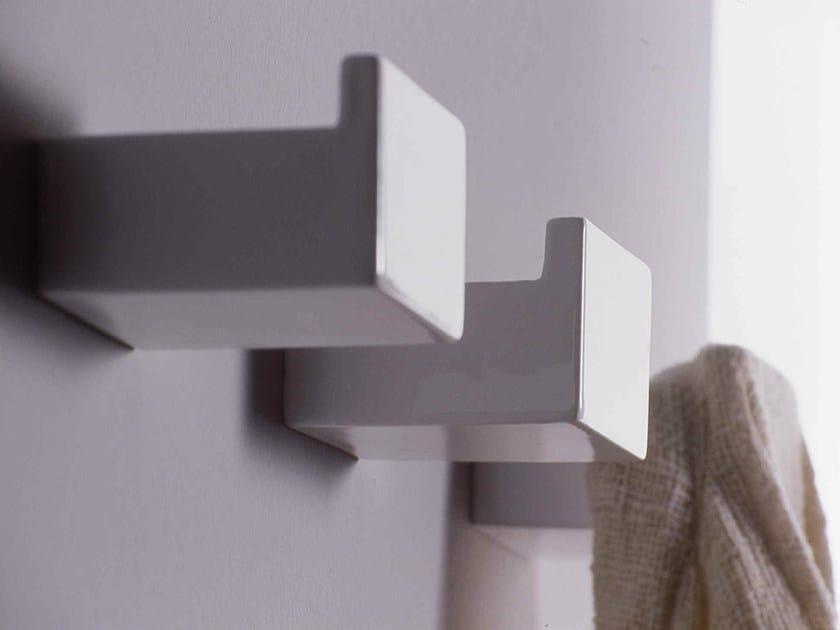 Porta accappatoio in stile moderno rl11 porta - Porta accappatoio da doccia ...
