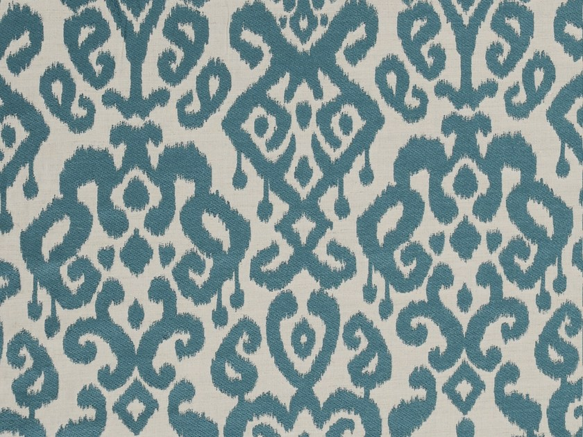 Damask upholstery fabric VARJAK by Aldeco
