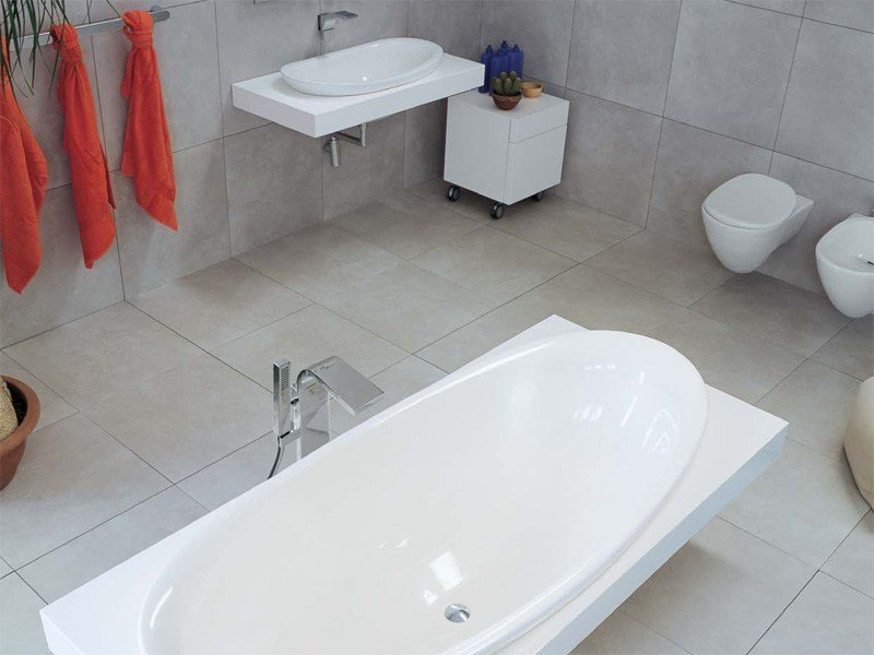 Vasca Da Bagno Flaminia Prezzi : Vasca da bagno flaminia prezzi: misure vasca da bagno prezzi