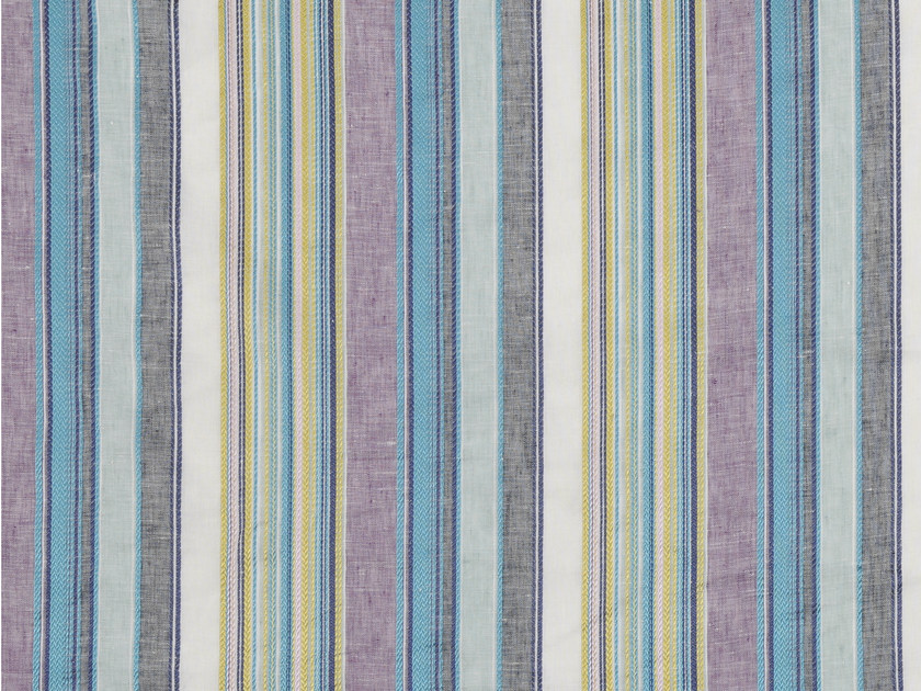 Striped upholstery fabric CANDY by Aldeco