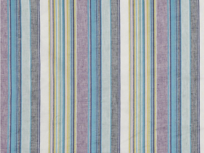 Striped upholstery fabric CANDY - Aldeco, Interior Fabrics