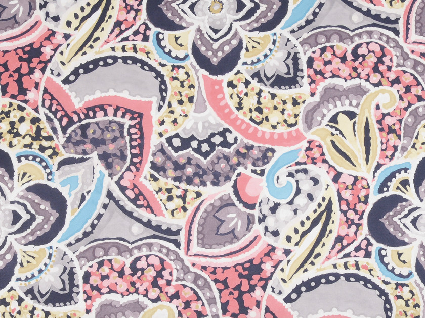 Upholstery fabric with floral pattern DREAM MAKER - Aldeco, Interior Fabrics