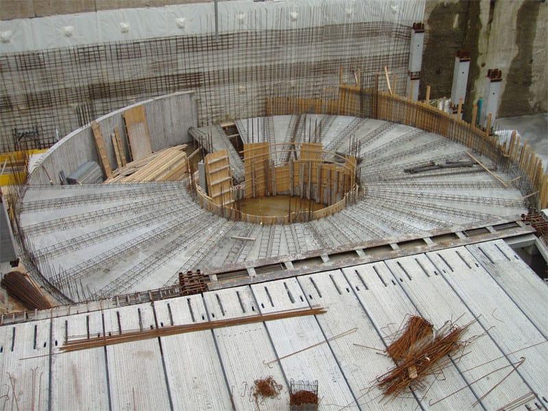 Elemento strutturale prefabbricato in cemento armato - Scale a chiocciola in cemento prefabbricate ...