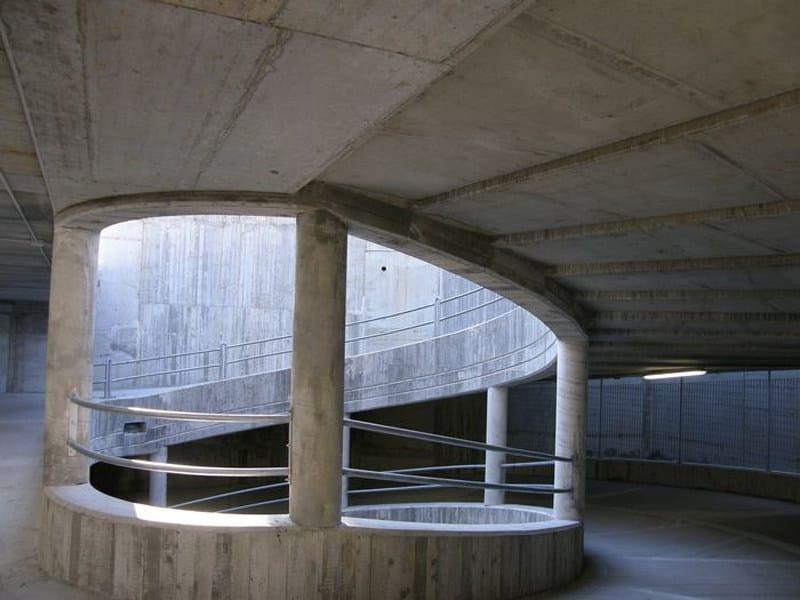 Elemento strutturale prefabbricato in cemento armato for Rivestimenti metallici orizzontali