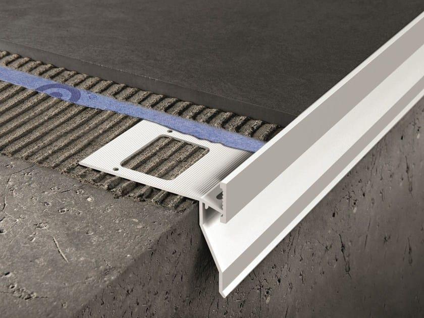 Profilo e scossalina per impermeabilizzazione proterrace for Copri muro esterno prezzi