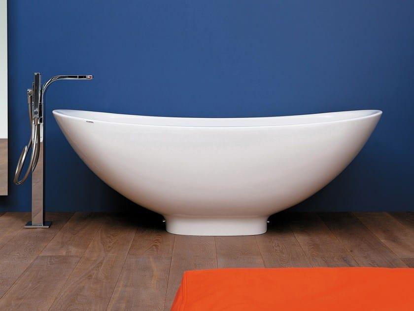 Pietraluce® bathtub IO | Bathtub - CERAMICA FLAMINIA