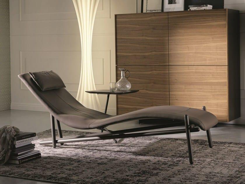 Imitation Leather Lounge Chair Donovan Cattelan Italia