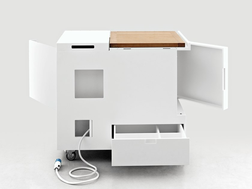 Corian® mini kitchen MINIKITCHEN - Boffi