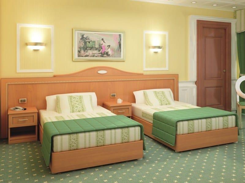 Single bed CRISTINA   Single bed - MOBILSPAZIO Contract