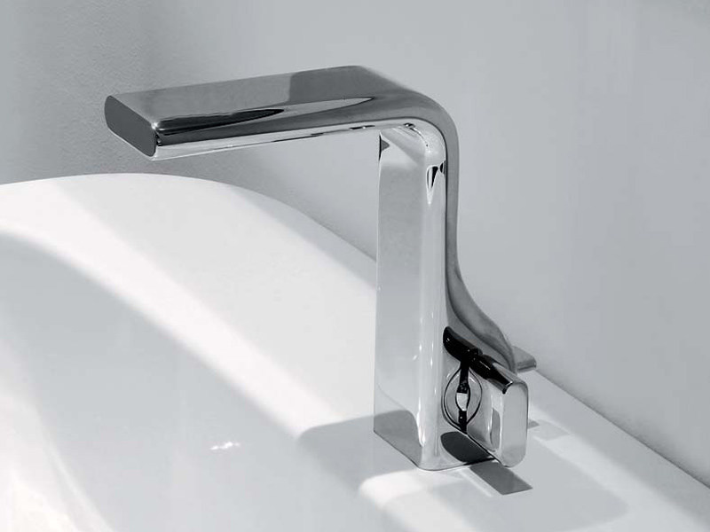Countertop washbasin mixer NOKE' | Countertop washbasin mixer - CERAMICA FLAMINIA