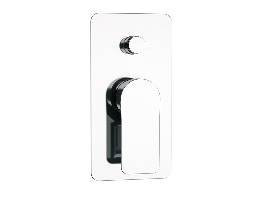 Single handle shower mixer with diverter INFINITY - Remer Rubinetterie