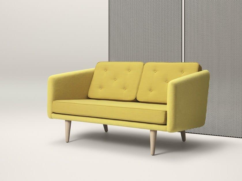 2 seater fabric sofa NO 1 | 2 seater sofa - FREDERICIA FURNITURE