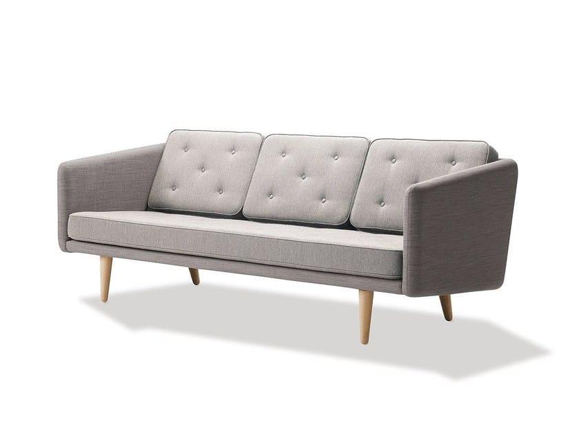 3 seater fabric sofa NO 1 | 3 seater sofa - FREDERICIA FURNITURE