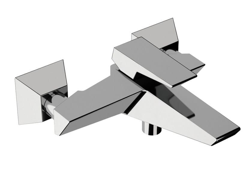 Single handle bathtub mixer SPEED | Single handle bathtub mixer - Daniel Rubinetterie
