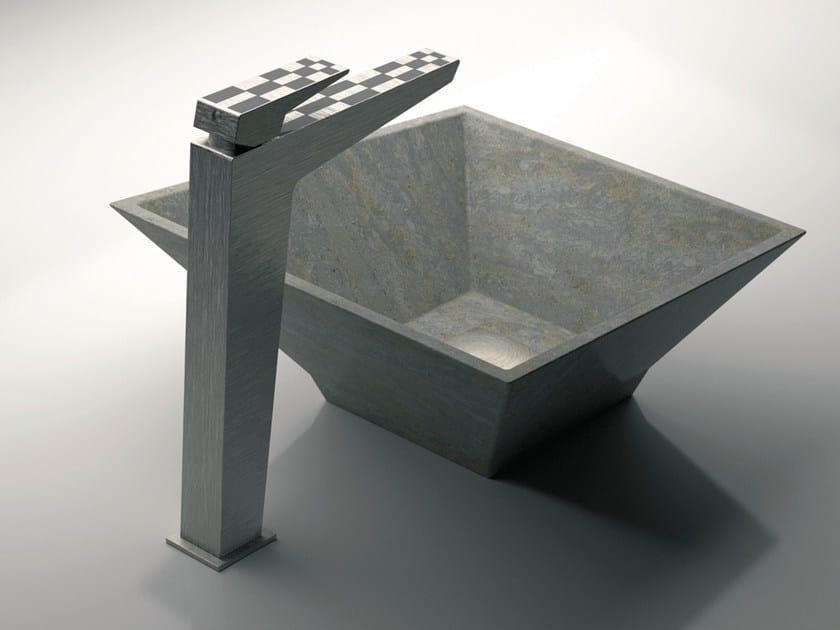 Single handle washbasin mixer SPEED DEKORA | Single handle washbasin mixer - Daniel Rubinetterie