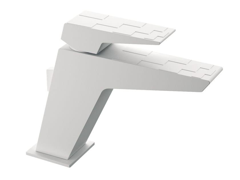 Single handle washbasin mixer SPEED DEKORA SENSE | Washbasin mixer - Daniel Rubinetterie