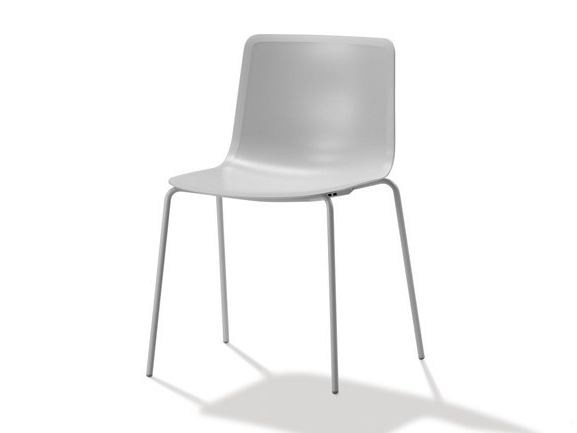 Plastic reception chair PATO | Chair by FREDERICIA FURNITURE