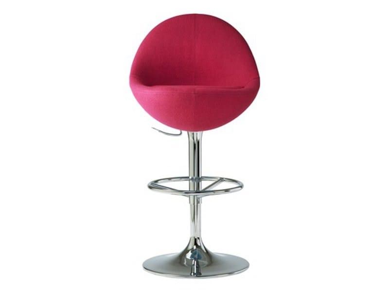 Height-adjustable swivel barstool VENUS | Height-adjustable stool - Johanson Design