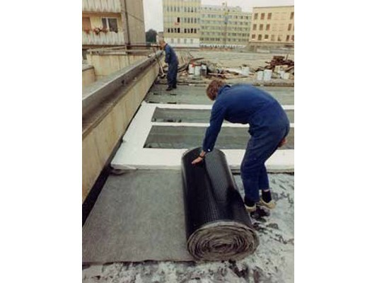 Bentonite geocomposite Hydroduct 50 & 200 - Grace Construction Products - W.R. Grace Italiana