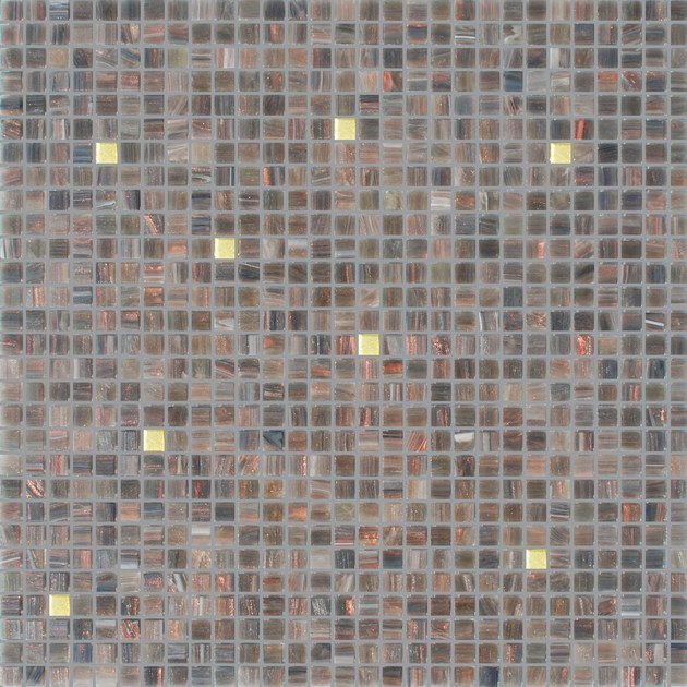 Mosaico in vetro mix 1x1 trend group for Mosaico group